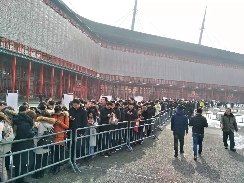 2020年2月1日2日郑州CBD国际会展