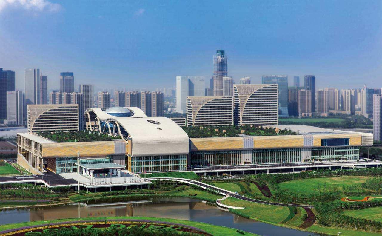 2021年2月27日杭州国际博览中心春节